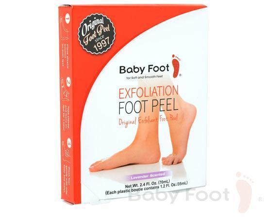 Original Baby Foot Peel