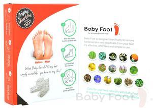 Baby Foot Peel for Men