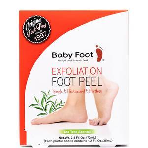 Baby Foot Original Exfoliation Foot Peel - Tea Tree Scented