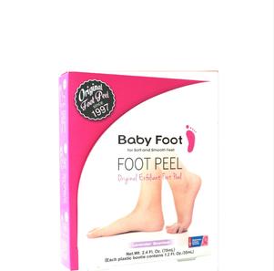 Baby Foot USA  Limited Edition Feet Peel